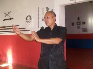 Mestre Kan Wing Yat