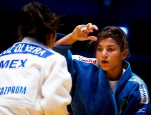 Sarah Menezes 1ª no ranking Mundial em - 48kg